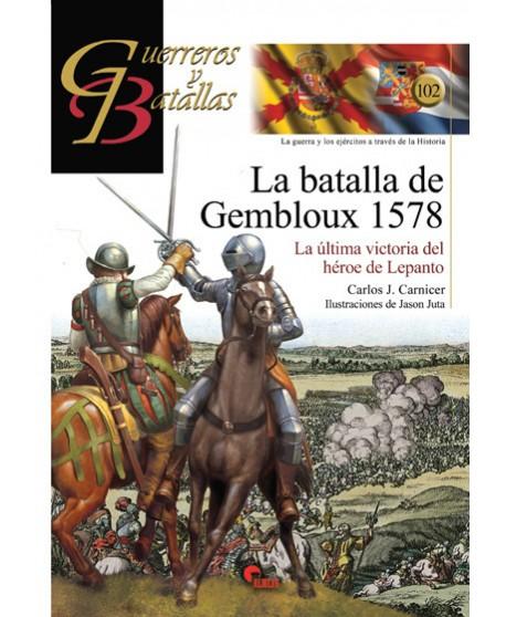 La Batalla de Gembloux 1578: la última victoria del héroe de Lepanto