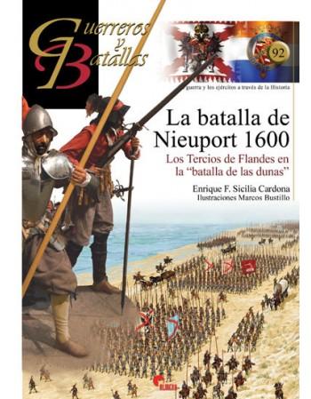 La batalla de Nieuport...