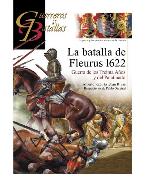 La batalla de Fleurus 1622: Guerra de los treinta años y del Palatinado