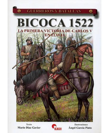 Biccoca 1522: La primera victoria de Carlos V