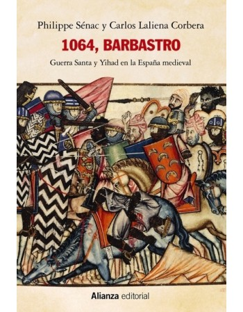 1064, Barbastro Guerra...