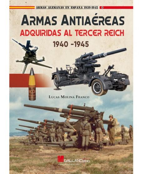 Armas Artiaéreas Adquiridas Al Tercer Reich, 1940-1945