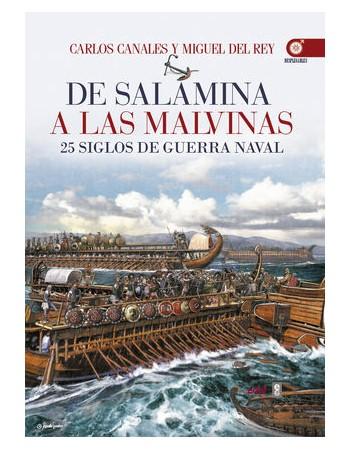De Salamina a las Malvinas...