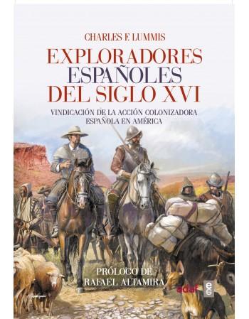 Exploradores españoles del...