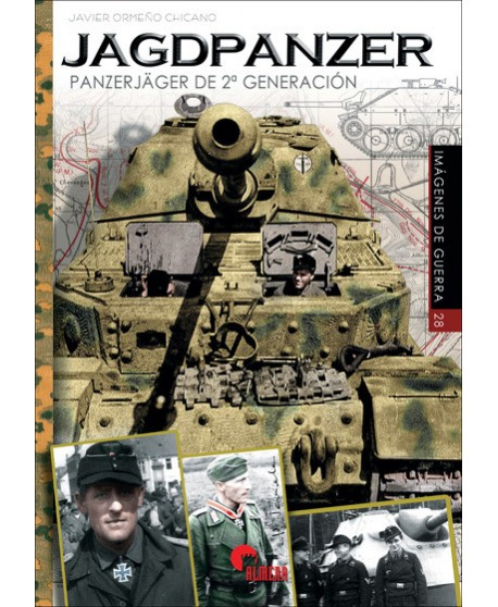 JAGDPANZER. Panzerjäger de 2ª generación