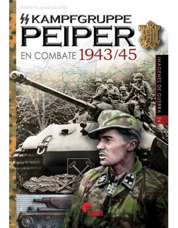 SS Kampfgruppe PEIPER en...