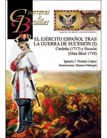 Ejército español tras la...