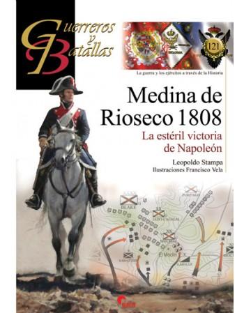 Medina de Río Seco 1808