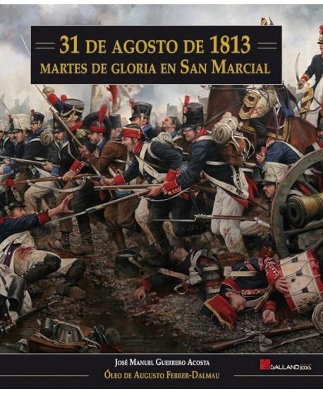 La batalla de San Marcial - 1813