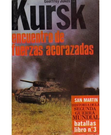 Kursk. encuentro de fuerzas acorazadas