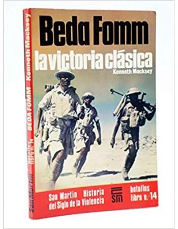 Beda Fomm: La victoria clásica