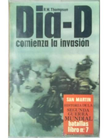 Día-D: Comienza la invasión