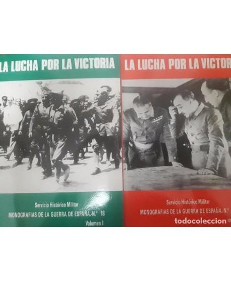 La lucha por la victoria, dos volúmenes