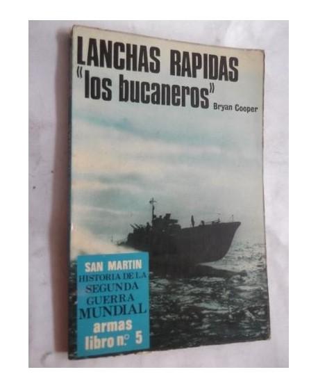 """Lanchas rápidas """"Los bucaneros"""""""