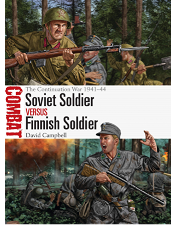 Soviet Soldier vs Finnish...