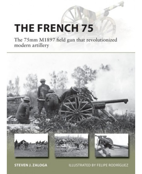 The French 75: The 75mm M1897 Field Gun that Revolutionized Modern