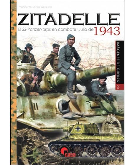 Zitadelle 1943. El SS-Panzerkorps en combate.