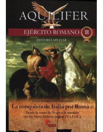 Aquilifer. Ejército romano...