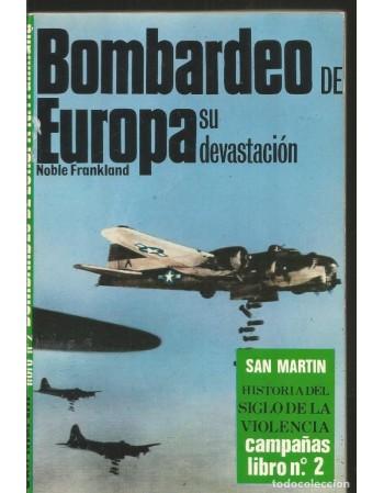 Bombardeo de Europa su...