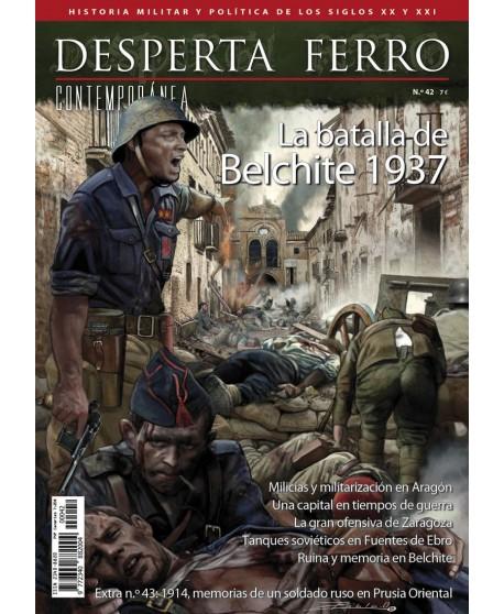 La batalla de Belchite 1937