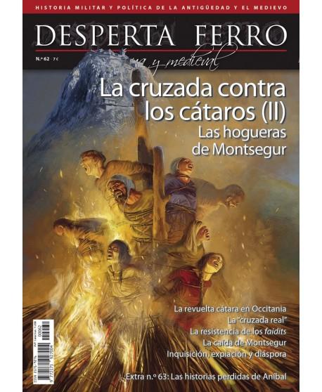 La cruzada contra los cátaros (II). Las hogueras de Montsegur