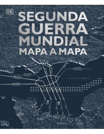 Segunda Guerra Mundial mapa...