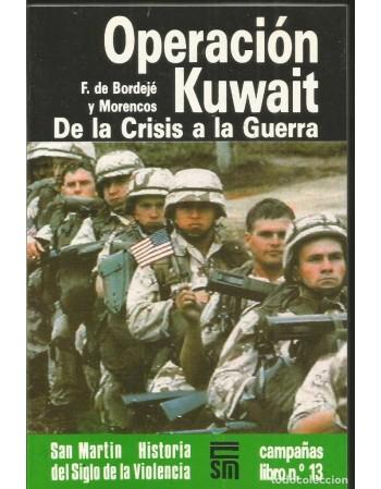 Operación Kuwait: De la...
