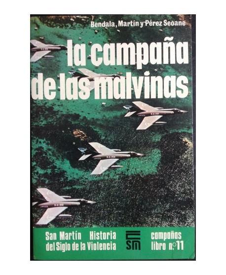 La campaña de las Malvinas