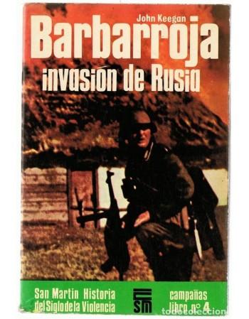 Barbarroja: invasión de Rusia