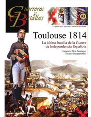 Toulouse 1814: La última...