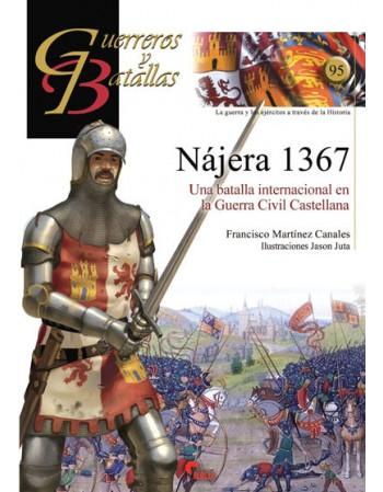 Nájera 1367: Una batalla...