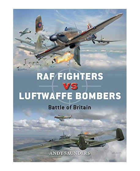 RAF Fighters vs Luftwaffe Bombers: Battle of Britain