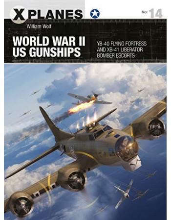 World War II US Gunships
