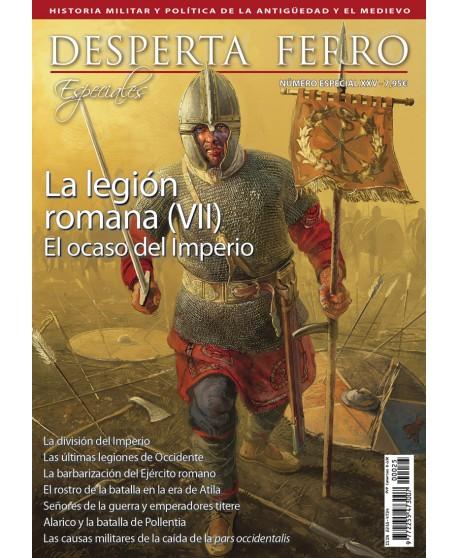 La legión romana (VII). El ocaso del Imperio