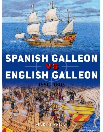 Spanish Galleon vs English...