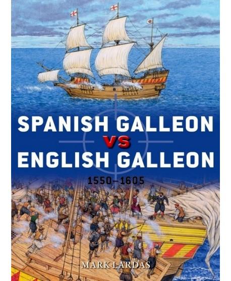Spanish Galleon vs English Galleon 1550–1605