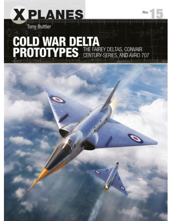 Cold War Delta Prototypes...