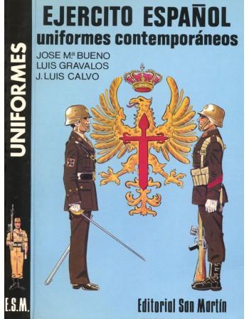 Ejército español uniformes...