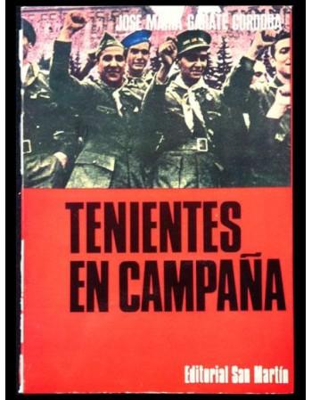 Tenientes en campaña