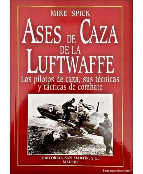 Ases de caza de la Luftwaffe