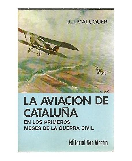 La aviación de Cataluña en los primeros meses de la Guerra Civil