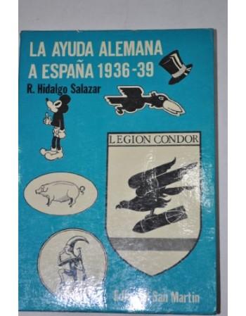 La ayuda alemana a España...