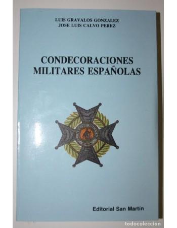 Condecoraciones Militares...