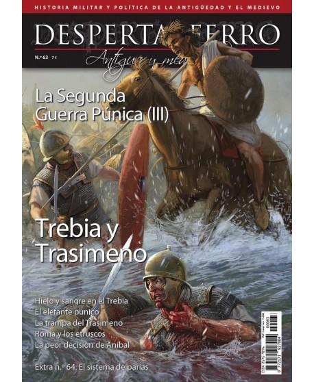 La Segunda Guerra Púnica (III) Trebia y Trasimeno
