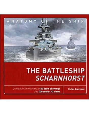 The Battleship Scharnhorst...