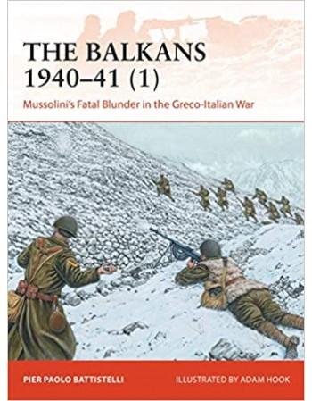 The Balkans 1940–41 (1):...