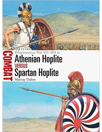 Athenian Hoplite vs Spartan...