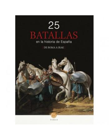25 Batallas en la historia...
