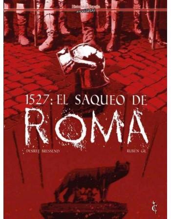 1527 El saqueo de Roma