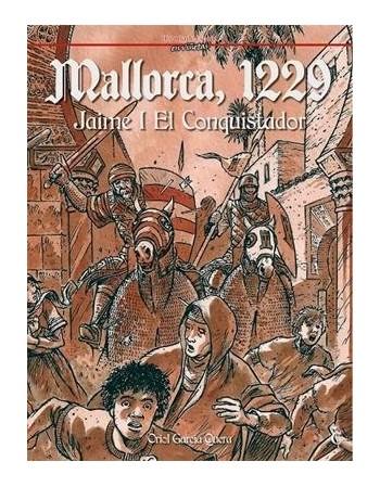 Mallorca, 1229. Jaime I el...